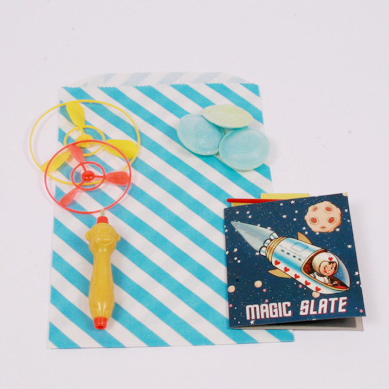 Spaceboy party bag
