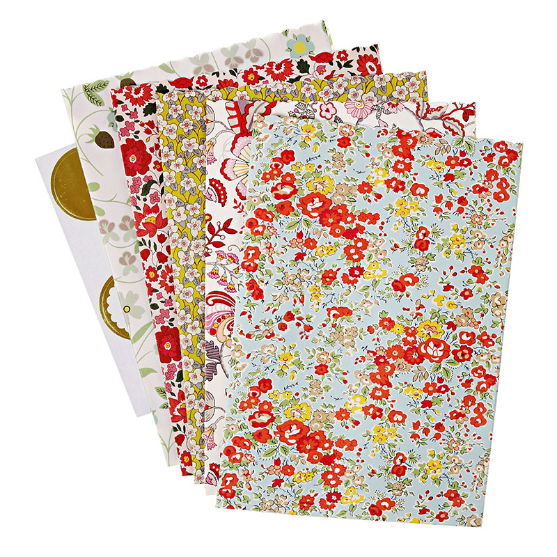 10 Liberty Assorted Paper Treat Bags