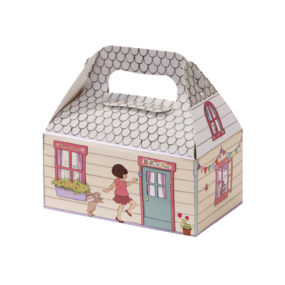 Belle and Boo treat boxes