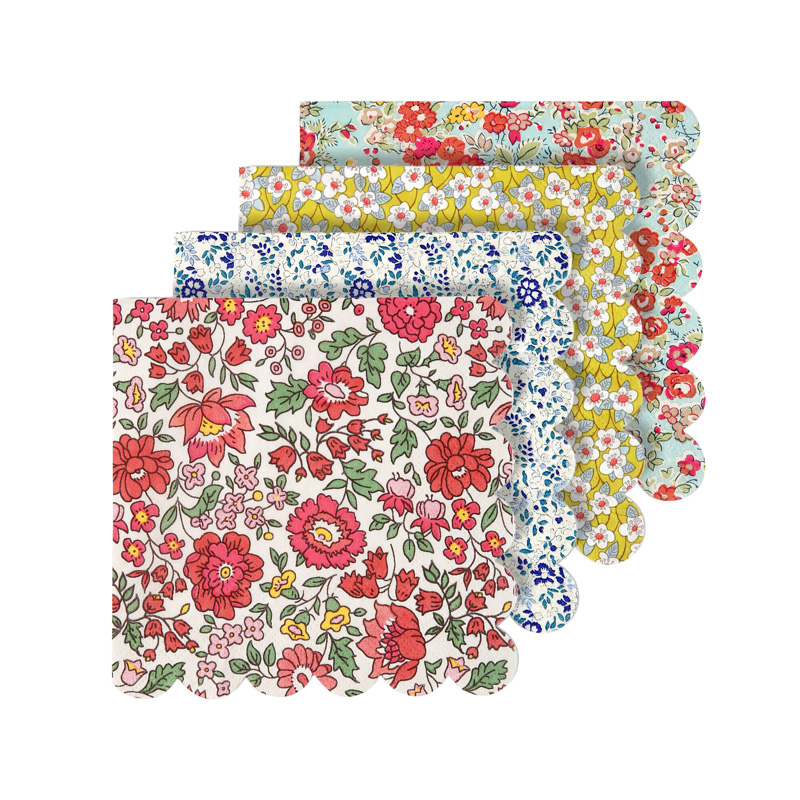 Assorted Liberty Small Napkins