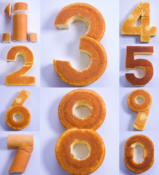 Make Any Number out of Cake