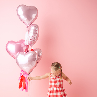 Valentines with children – fun craft ideas