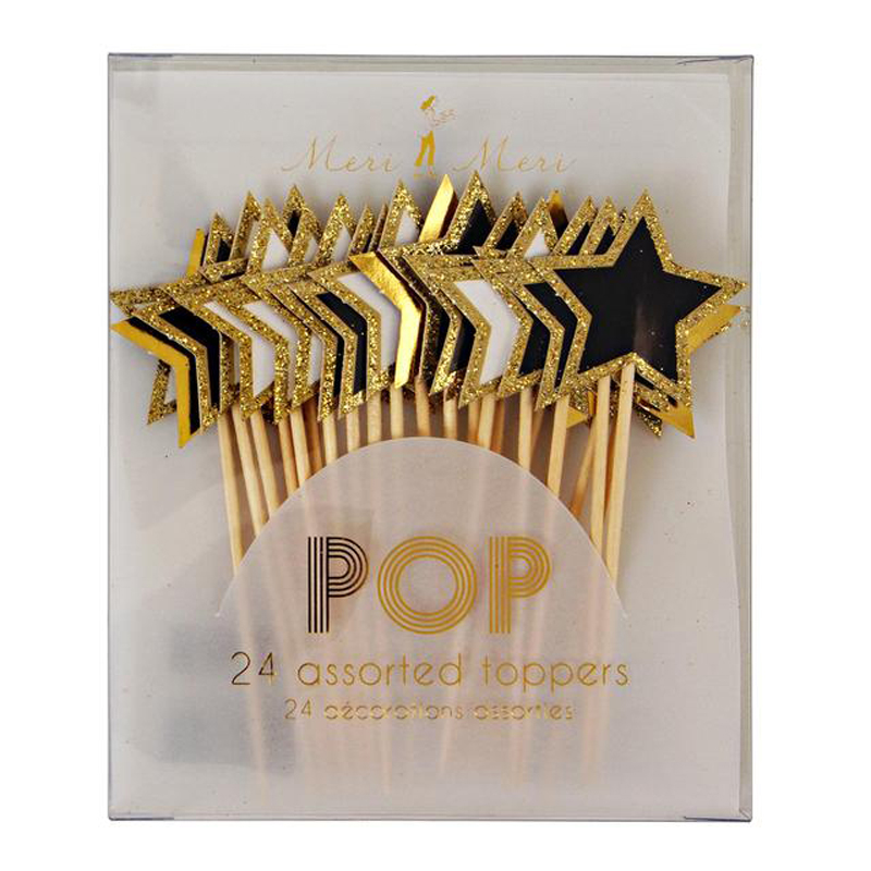 24 Pop! Toppers