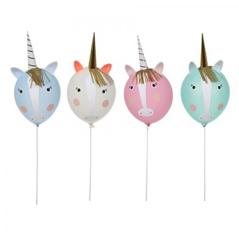 Unicorn Balloon Kit
