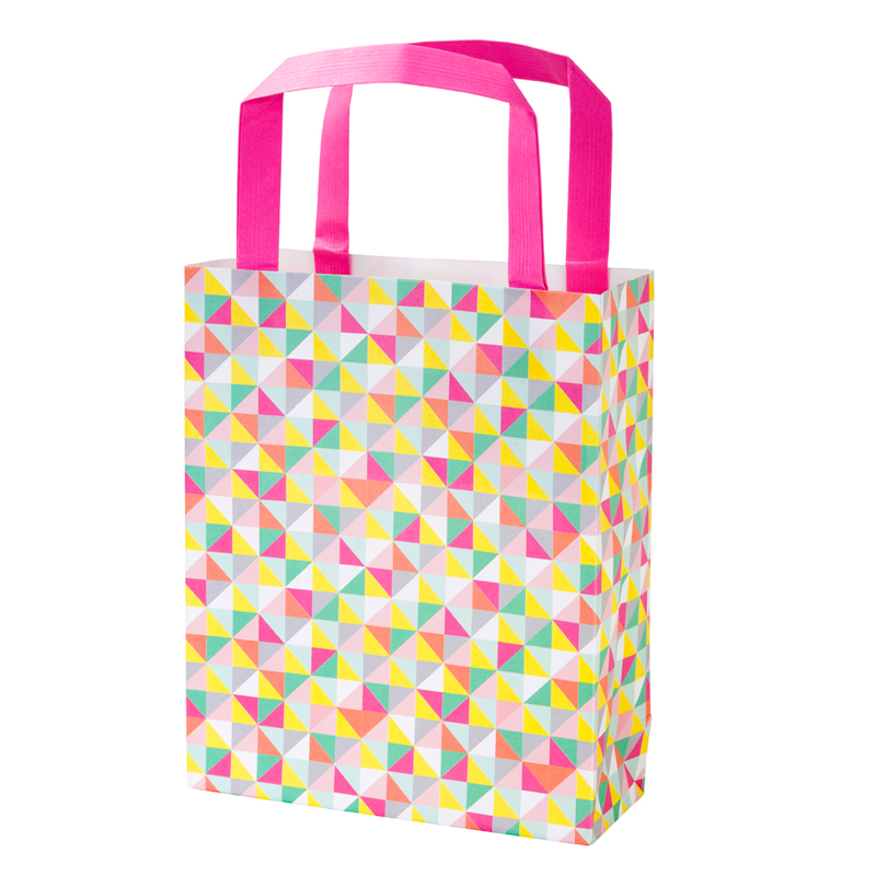 8 Geometric Treat Bag