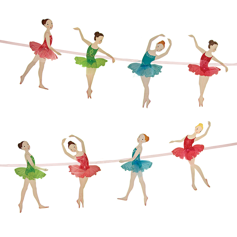 Little Dancers Garland