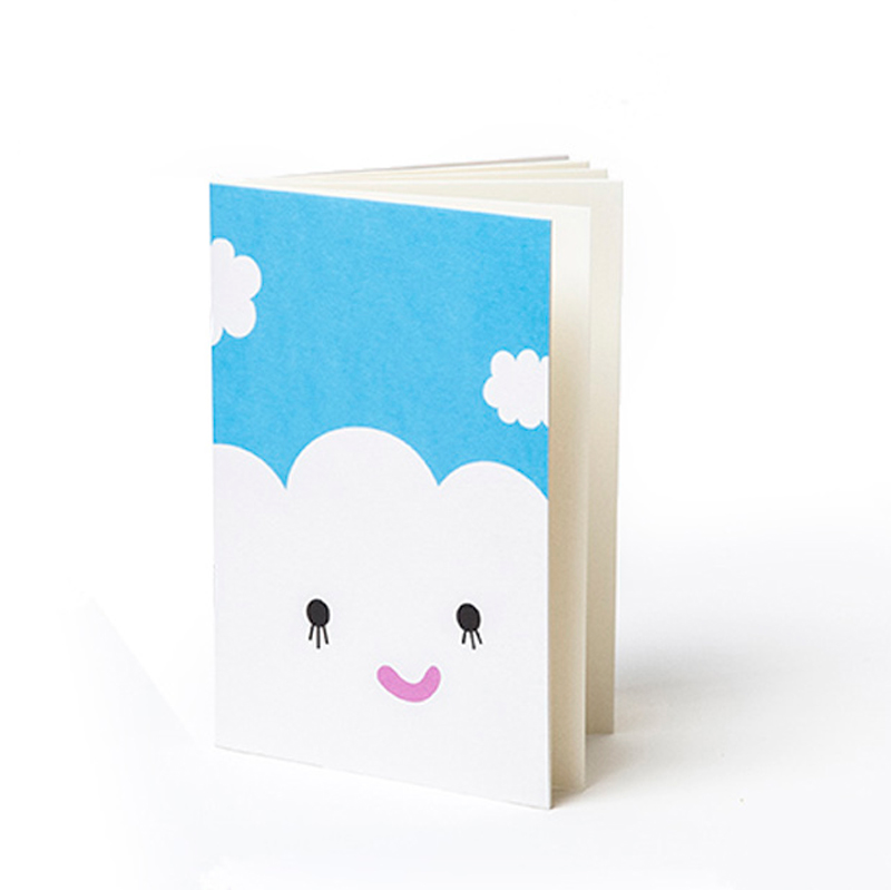 cloud pocket notebook