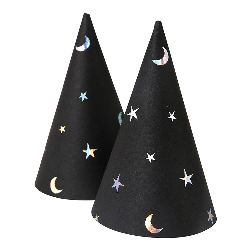 Mini Wizard Party Hats
