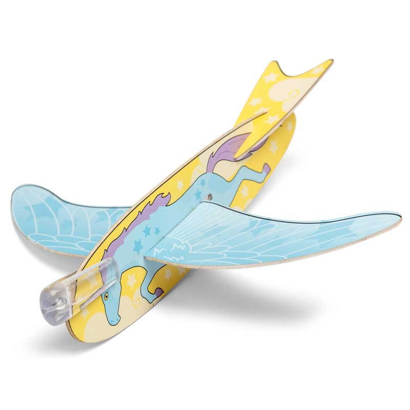 Unicorn Poly Glider