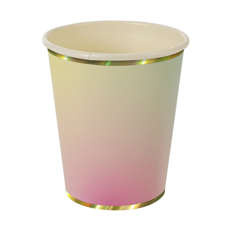 8 Ombre Cups
