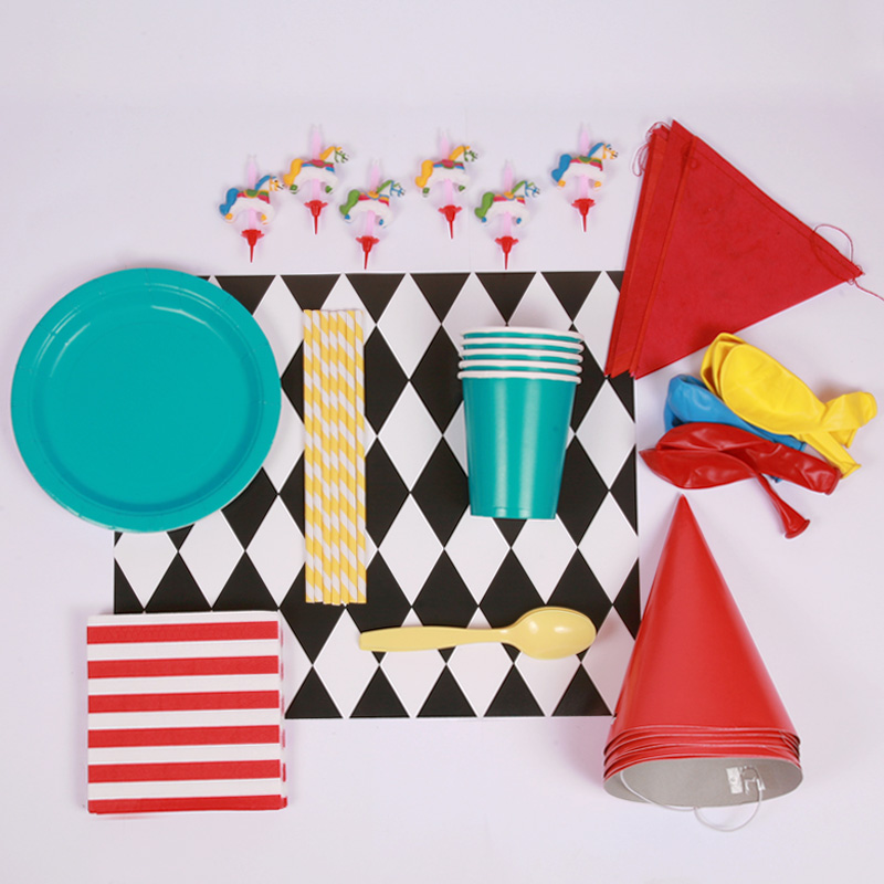 Circus party kit