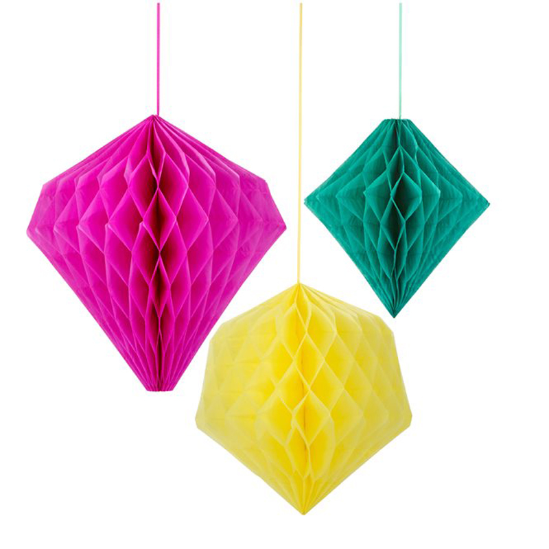 Geometric honeycombs