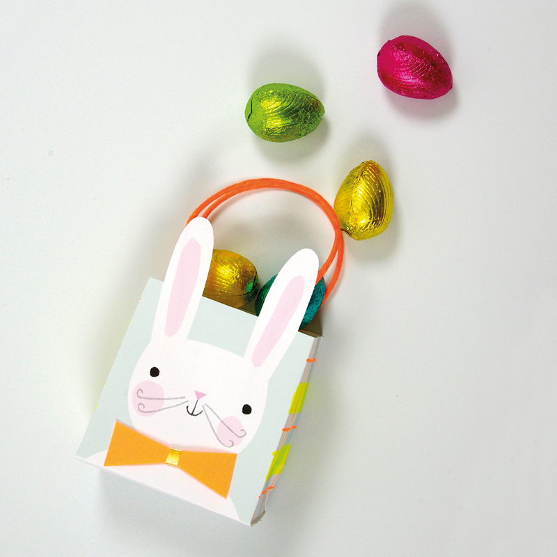 Set of 8 Bunny Gift Bags