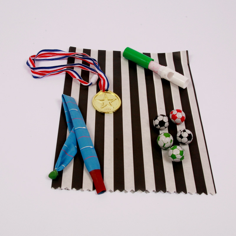 Football party bag