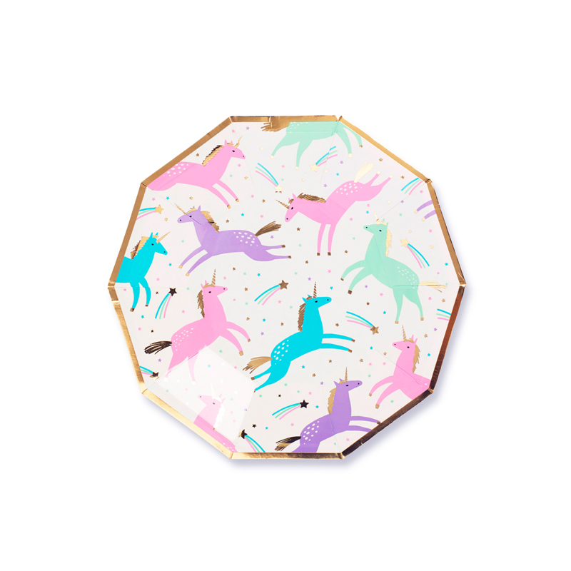 magical unicorn small plates