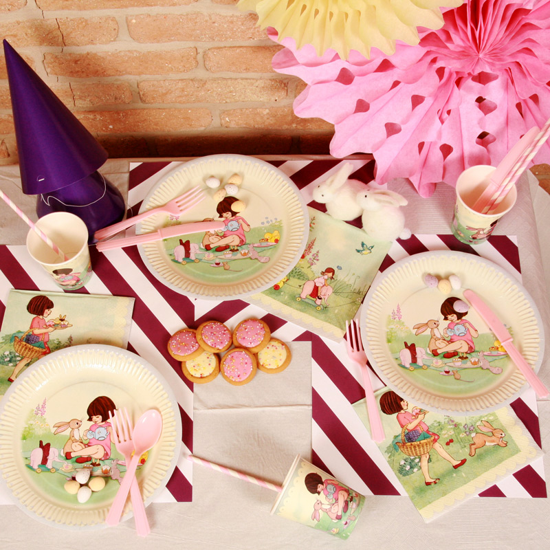 Belle and Boo tea party kit