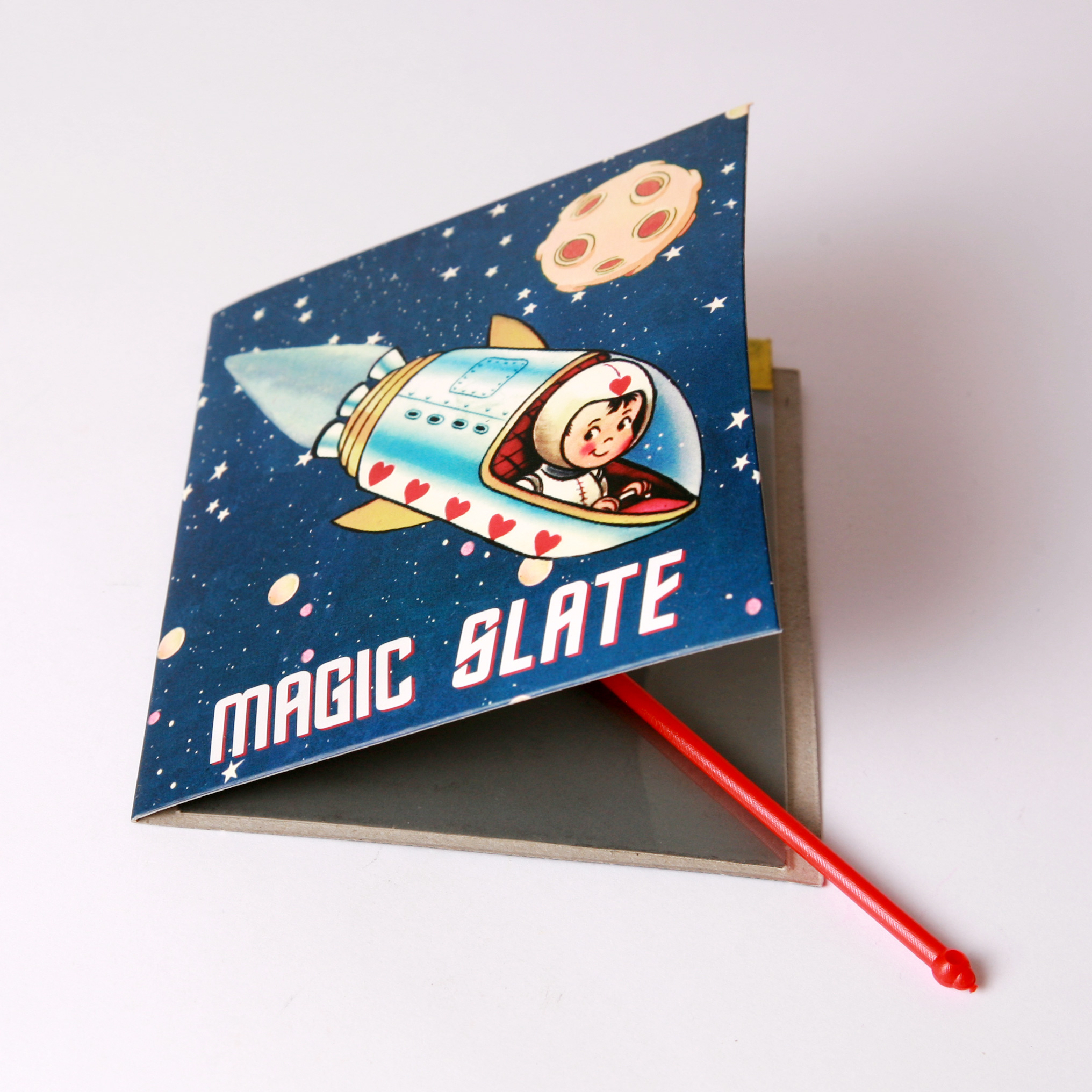 Magic drawing slate - astroboy