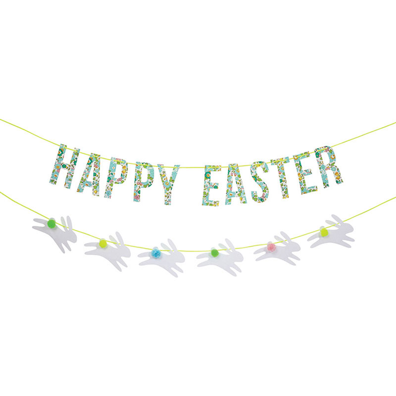 Easter Liberty print Garland