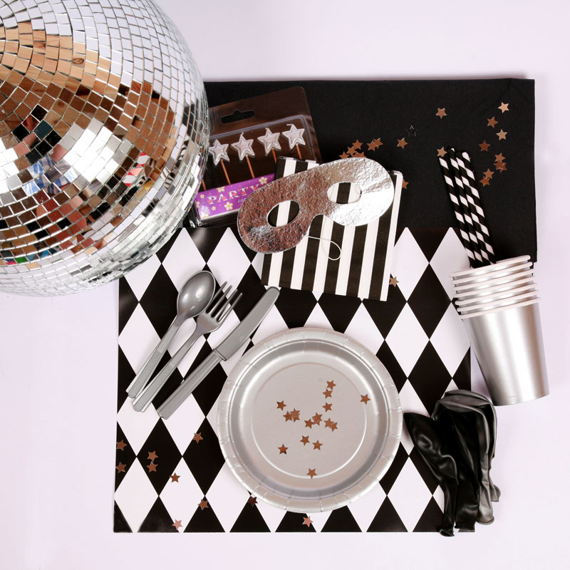 Disco party kit