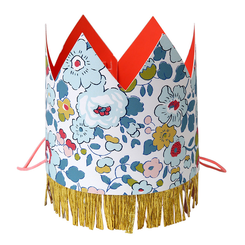 8 Liberty Betsy Party Hats